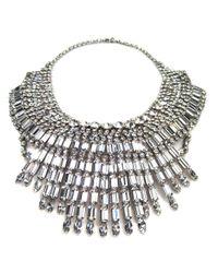 Tom Binns - Metallic Massai Crystal Necklace - Lyst