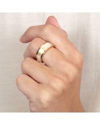 Astley Clarke - Yellow Sugarloaf Moonstone Eternity Ring - Lyst