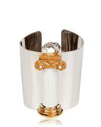 Delfina Delettrez - Metallic Emploi Du Temple Ii Bracelet - Lyst