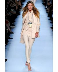 Givenchy - Pink Nappa Blackberry Holder Necklace - Lyst