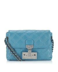 Marc Jacobs | Blue Quilted Shoulder Bag | Lyst