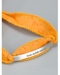 Bjorg - Orange Magick Moons Bracelet - Lyst