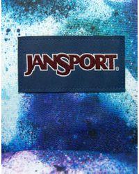 Jansport - Purple Superbreak Backpack for Men - Lyst