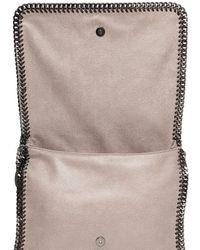 Stella McCartney Natural Faux Deer Shoulder Bag