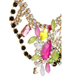 Marie Meili - Multicolor Asos Spring Stone Necklace - Lyst