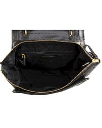 Marc By Marc Jacobs - Black Flipping Out Dots Top Handle Bag - Lyst