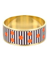 Marc By Marc Jacobs - Multicolor Willa Dot Print Bangle - Lyst