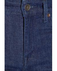 Levi's - 505 High Rise Straight Leg Jean In Atomic Blue - Lyst
