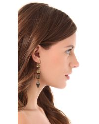 Vanessa Mooney - Metallic The Nile Earrings - Lyst