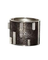 Vince Camuto - Metallic Stingray Bracelet - Lyst