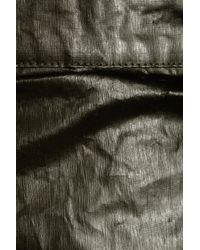 Rick Owens   Black Long Slitted Skirt   Lyst