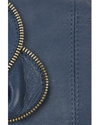 See By Chloé | Blue Marti Small Cross-body Bag | Lyst