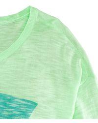 H&M | Green Jumper | Lyst