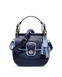 COACH   Blue Willis Bag   Lyst