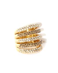 Vince Camuto | Metallic Faux Stacking Rings | Lyst
