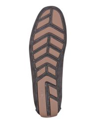 Brooks Brothers - Brown Harrys Of London® Henley Tie Driving Mocs for Men - Lyst