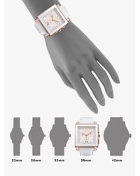 Fendi - Stainless Steel & Ceramic Chronograph Strap Watch/white - Lyst