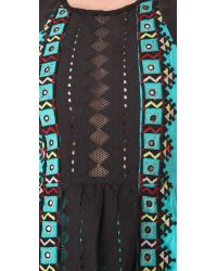 Free People Blue Water Lily Dress