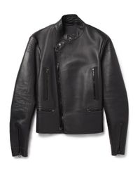 Lanvin | Gray Blouson Jacket for Men | Lyst