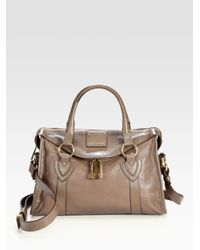 Marc Jacobs   Gray Small Fulton Bag   Lyst