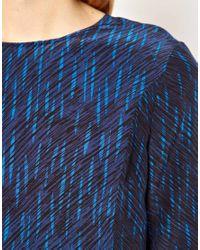 Whistles - Blue Summer Shower Top - Lyst