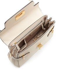 MICHAEL Michael Kors Natural Astrid Medium Satchel Bag