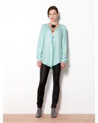 Mary Portas - Blue The Shirt - Lyst