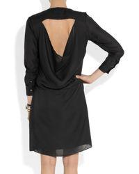 Acne Studios - Black Baleen Dress - Lyst