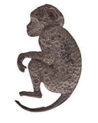 Alkemie | Metallic Monkey Ring | Lyst