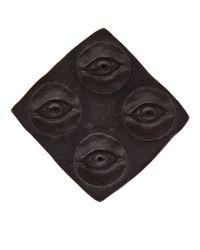 Brevard - Metallic Egyptian Eye Ring - Lyst