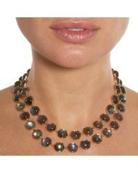 Irene Neuwirth - Blue Labradorite Cabochon Necklace - Lyst
