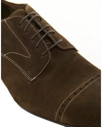 PS by Paul Smith - Brown Ps By Harrison Shoes for Men - Lyst