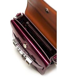 Proenza Schouler   Metallic Ps11 Mini Classic Bag   Lyst