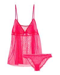 H&M | Purple Nightwear Set | Lyst