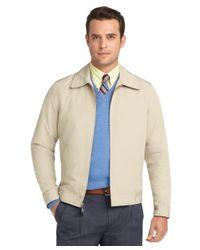 Brooks Brothers Natural Leader Jacket for men