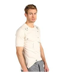 Vivienne Westwood | White Long Sleeve Knitted Polo Shirt for Men | Lyst