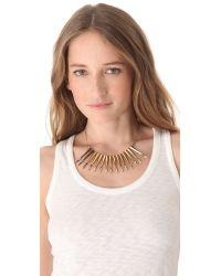House of Harlow 1960 - Metallic Nomadic Warrior Arrow Necklace - Lyst