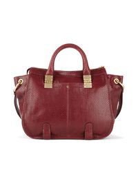 Vince Camuto | Brown Signature Anna Hobo | Lyst
