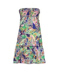 Ralph Lauren | Multicolor Swim Smock Dress | Lyst