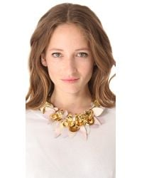 Lizzie Fortunato - Pink The Desert Lily Necklace - Lyst
