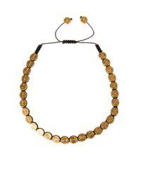 Love - Metallic Love Bullets Necklace - Lyst