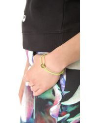 Marc By Marc Jacobs - Green Bolt Friendship Bracelet - Lyst