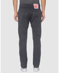 Dvalencia - Gray Casual Pants for Men - Lyst