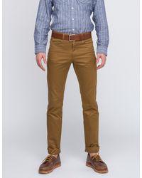 Bridge & Burn | Brown Omfgco Pants for Men | Lyst