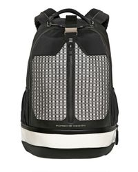 Porsche Design | Black Bounce Water Resistant Nylon Backpack for Men | Lyst