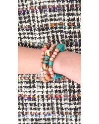 Bluma Project - Multicolor Laila Bracelet Set - Lyst
