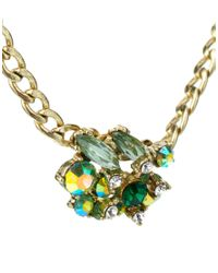 ASOS Collection - Metallic Gemstone Multipack Necklaces - Lyst