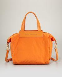 Marc By Marc Jacobs Orange Jewel Of The Nylon Crossbody Bag