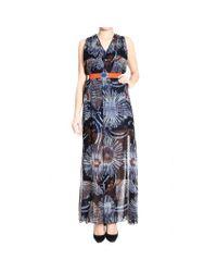 Pinko | Blue Dress | Lyst