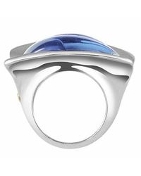 Masini - Vanita' - Blue Murano Glass Ring - Lyst